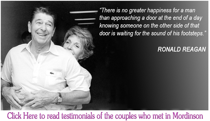 marriage agency - mordinson-testimonials